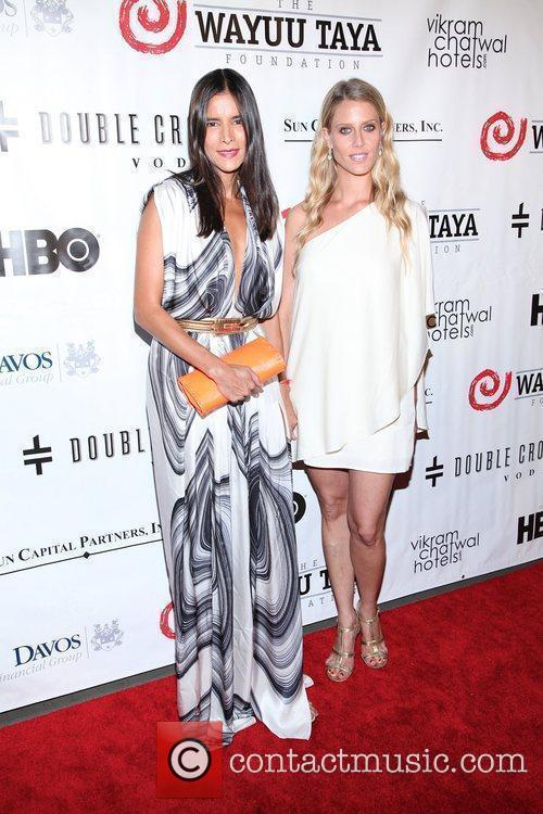 Patricia Velasquez and Guest The 10th Anniversary gala...
