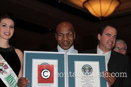 Mike Tyson The 49th World Boxing Council Awards...