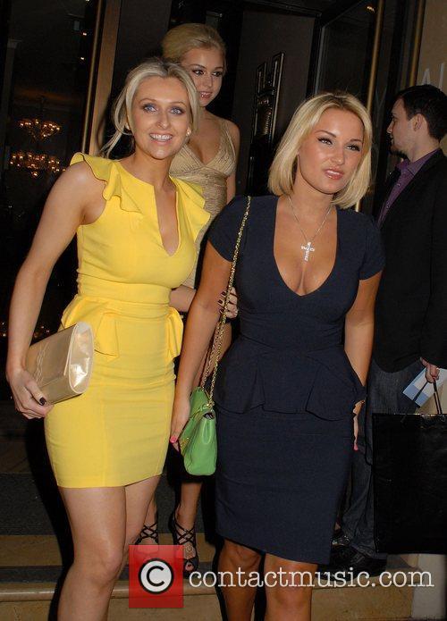 Gemma Merna and Sam Faiers 5