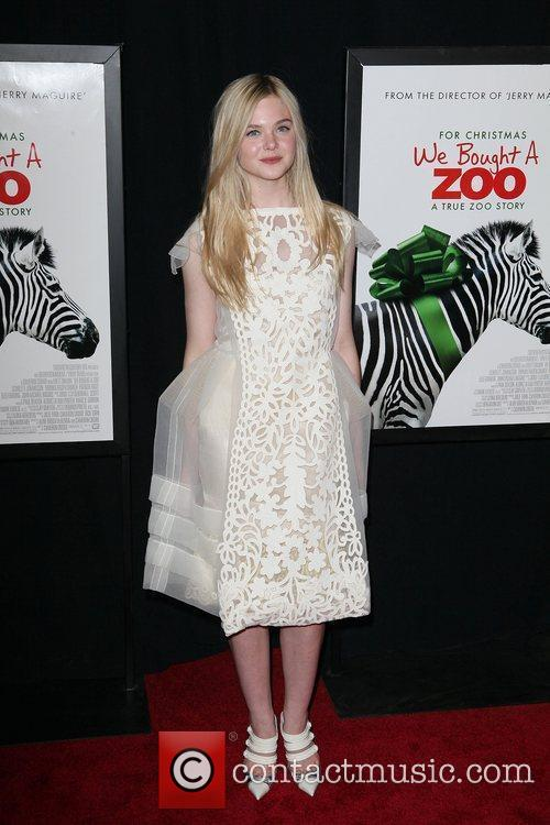 Elle Fanning and Jerry Maguire 4