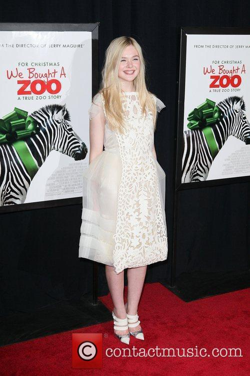 Elle Fanning and Jerry Maguire 2
