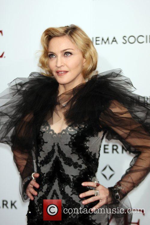 Madonna New York premiere of 'W.E.'  New...
