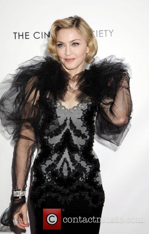 Madonna and Ziegfeld Theatre 9