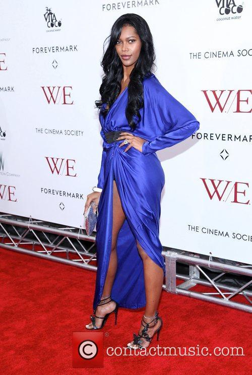 Jessica White and Ziegfeld Theatre 2