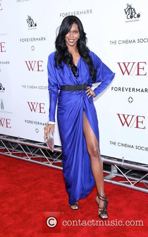Jessica White and Ziegfeld Theatre 3