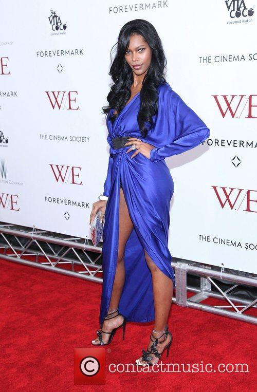 Jessica White and Ziegfeld Theatre 1