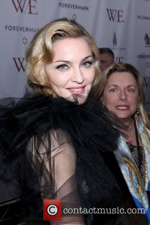 Madonna and Ziegfeld Theatre 18