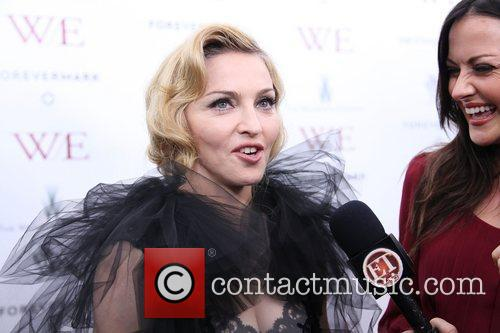 Madonna and Ziegfeld Theatre 23