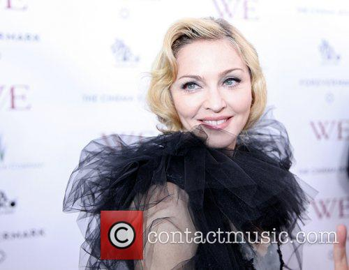 Madonna and Ziegfeld Theatre 24
