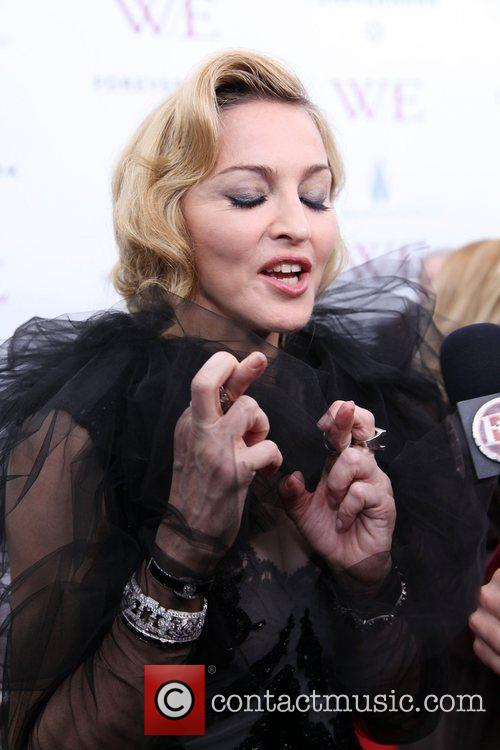 Madonna and Ziegfeld Theatre 26