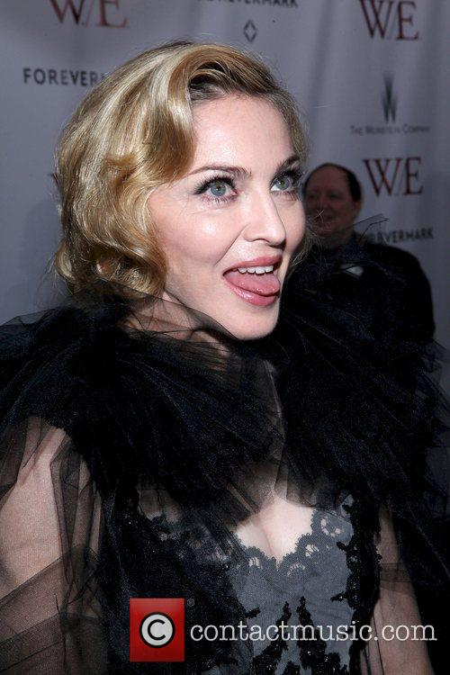Madonna and Ziegfeld Theatre 27