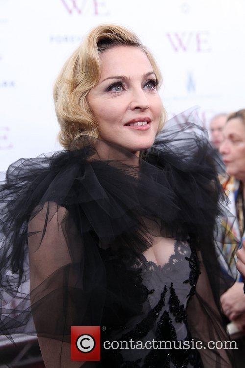 Madonna and Ziegfeld Theatre 28