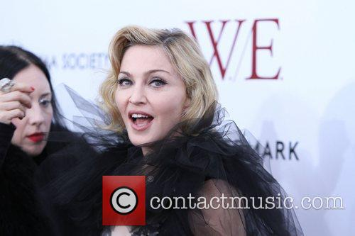 Madonna and Ziegfeld Theatre 11