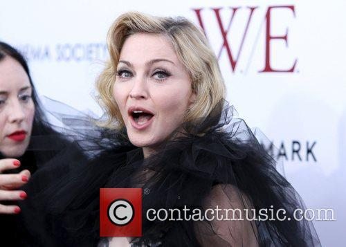 Madonna and Ziegfeld Theatre 12