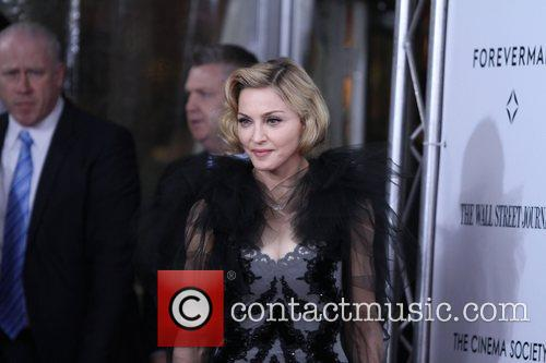 Madonna and Ziegfeld Theatre 13