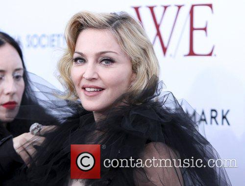 Madonna and Ziegfeld Theatre 14