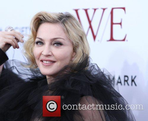 Madonna and Ziegfeld Theatre 15