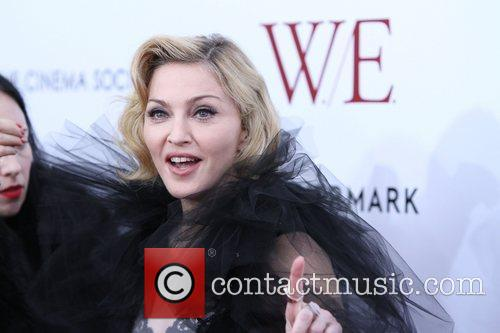 Madonna and Ziegfeld Theatre 16