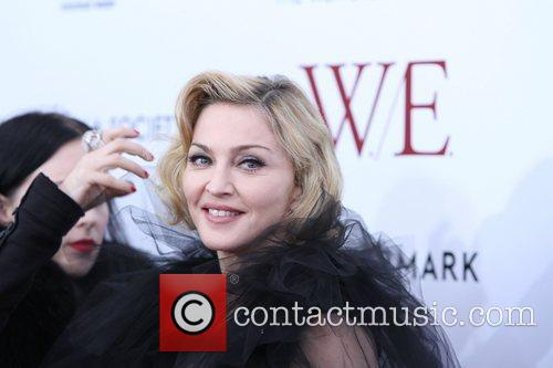 Madonna and Ziegfeld Theatre 17