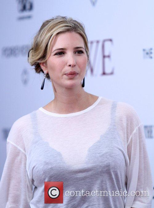 Ivanka Trump and Ziegfeld Theatre 4