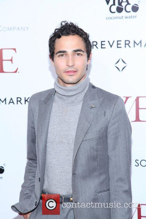 Zac Posen and Ziegfeld Theatre 2