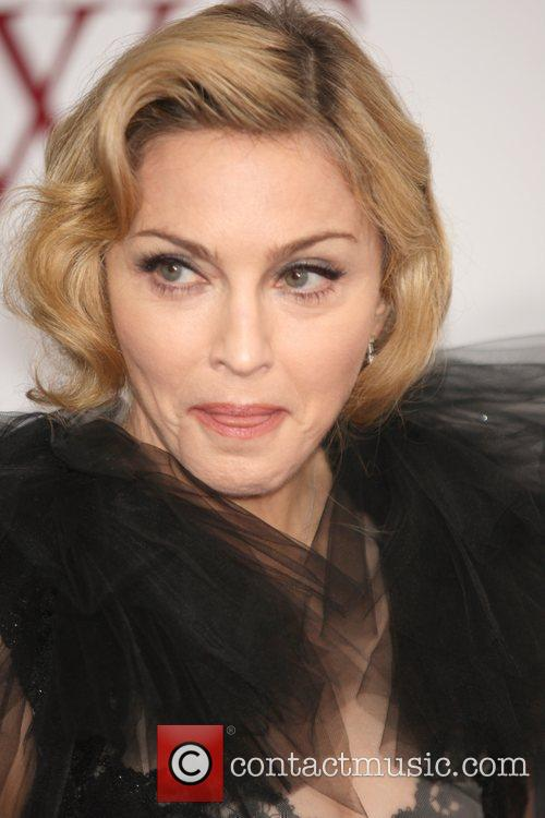 Madonna and Ziegfeld Theatre 31
