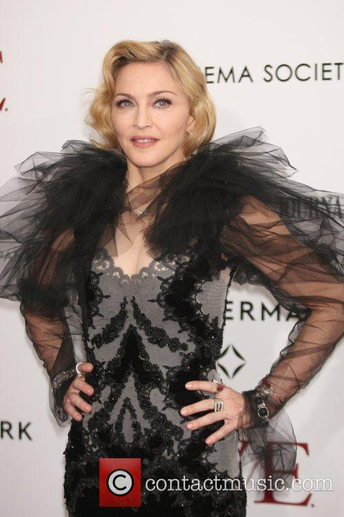 Madonna and Ziegfeld Theatre 33