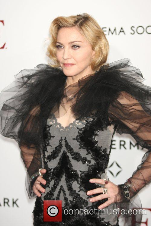 Madonna and Ziegfeld Theatre 34