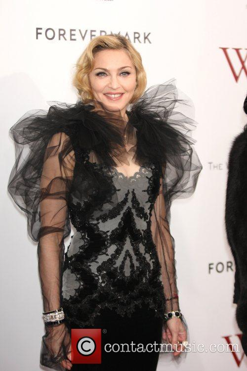 Madonna and Ziegfeld Theatre 35