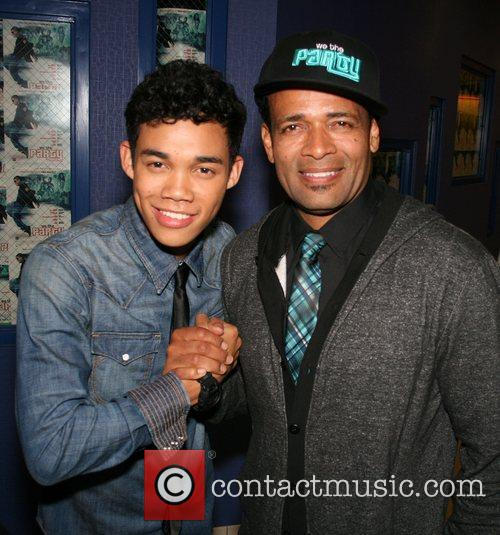 Roshon Fegan and Mario Van Peebles 4