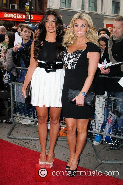 Cara Kilbey and Billi Mucklow 'We Will Rock...