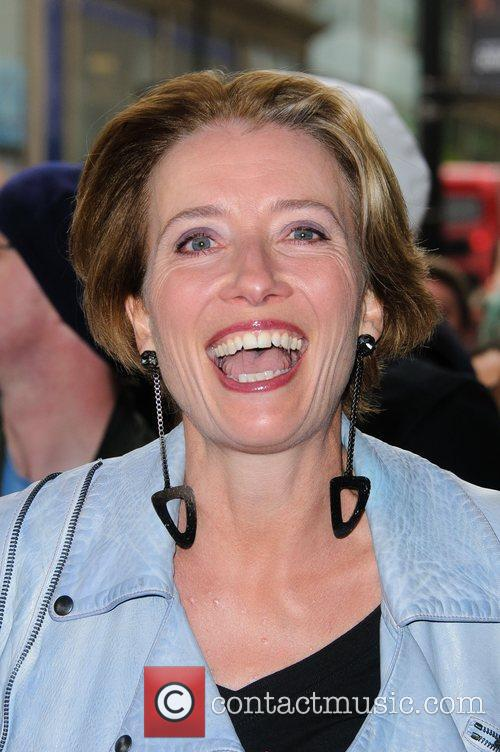 Emma Thompson 'We Will Rock You' 10th year...