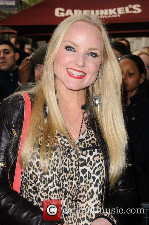 Kerry Ellis 'We Will Rock You' 10th year...