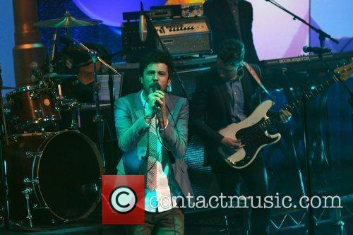 Passion Pit at the 16th Annual Webby Awards
