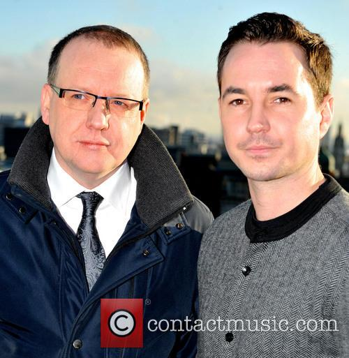 Paul Ferris and Martin Compston 1