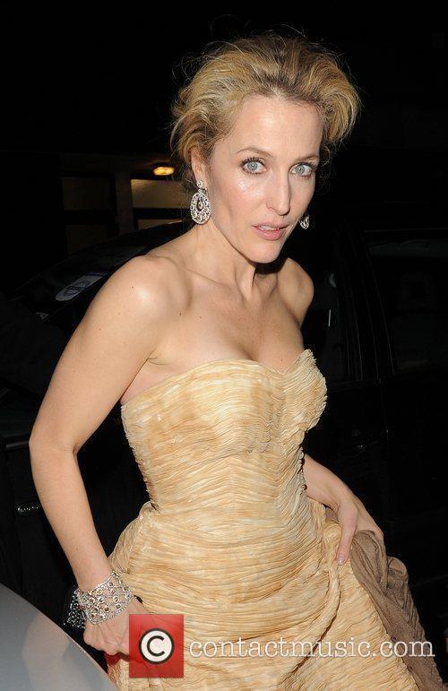 Gillian Anderson, Harvey Weinstein and Bafta 5