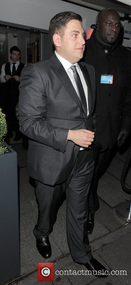 Jonah Hill, Harvey Weinstein and Bafta 2