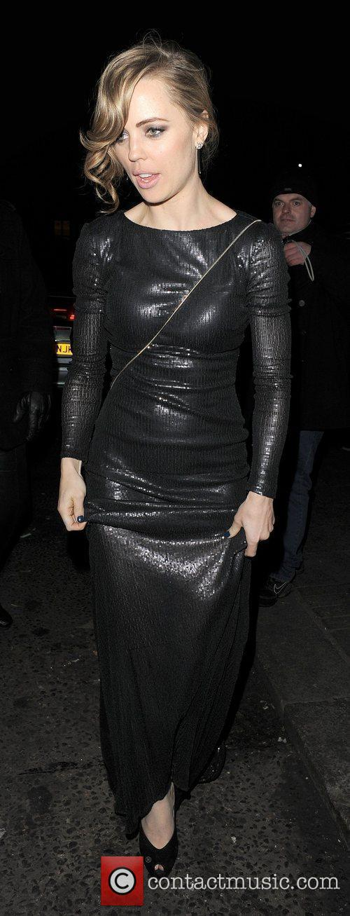 Melissa George, Harvey Weinstein and Bafta 7