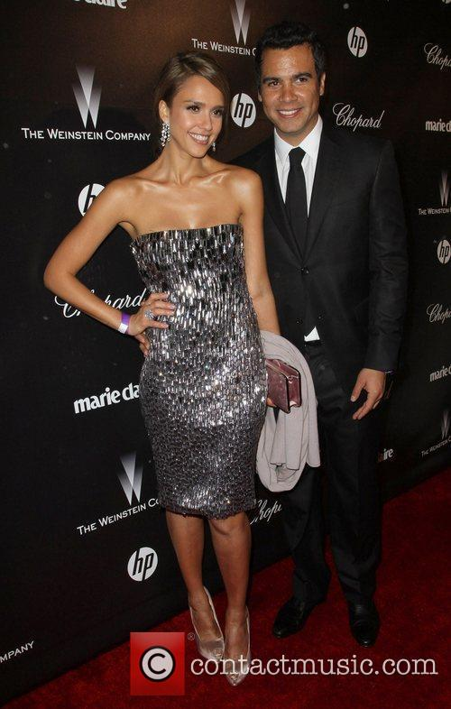 jessica alba and cash warren the 69th 3687044