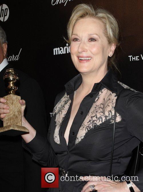 Meryl Streep and Beverly Hilton Hotel 1