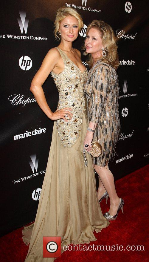 Paris Hilton, Kathy Hilton and Beverly Hilton Hotel 6