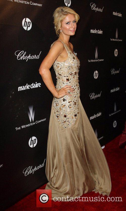 Paris Hilton and Beverly Hilton Hotel 11