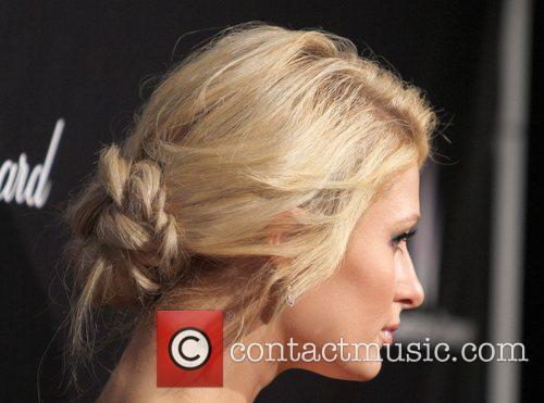 Paris Hilton and Beverly Hilton Hotel 1