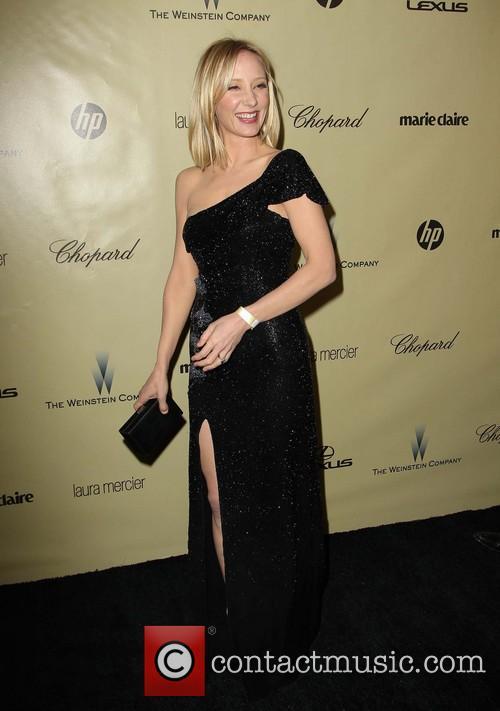 Anne Heche The Weinstein Company's 2013 Golden Globe...