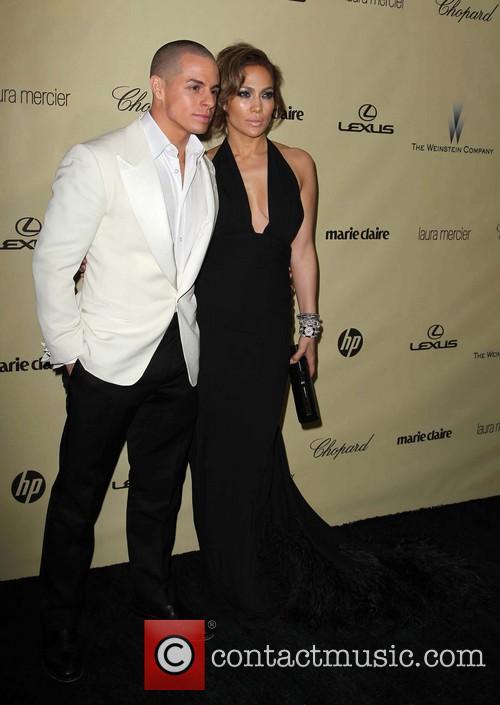 Casper Smart; Jennifer Lopez The Weinstein Company's 2013...