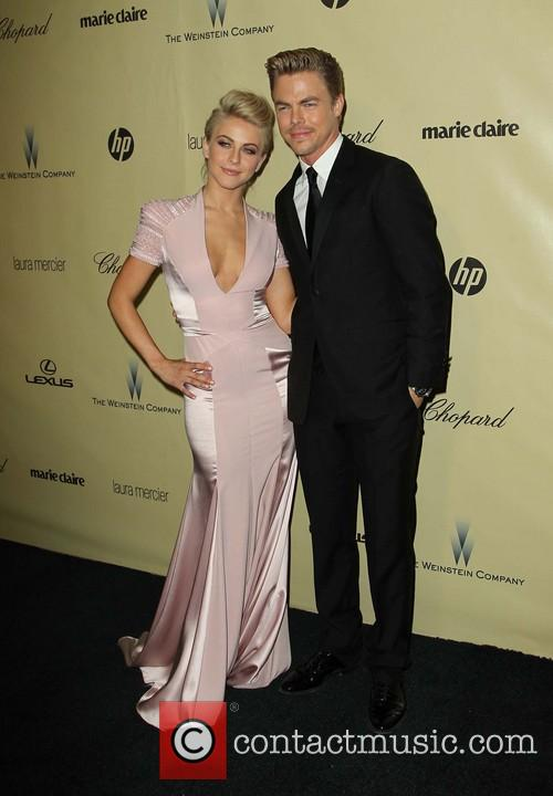 Derek Hough; Julianne Hough The Weinstein Company's 2013...