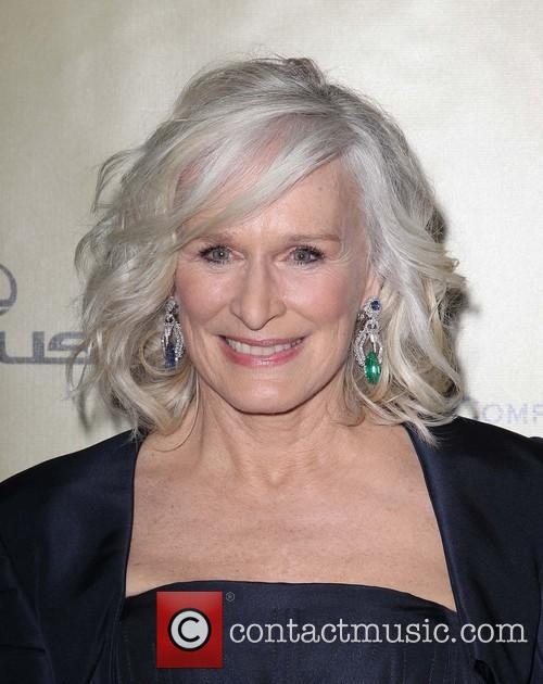 Glenn Close Weinstein Comp