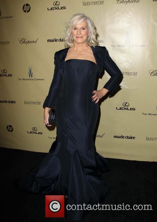 glenn close the weinstein companys 2013 golden 20059955