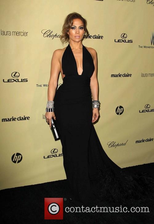 Jennifer Lopez The Weinstein Company's 2013 Golden Globe...