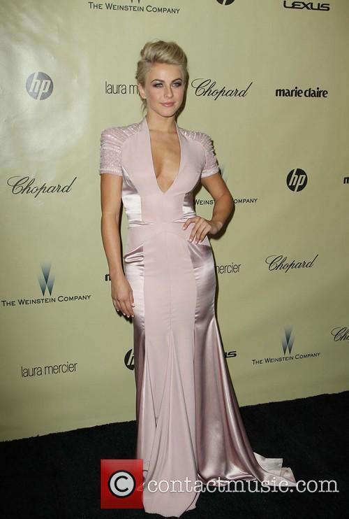 Julianne Hough The Weinstein Company's 2013 Golden Globe...